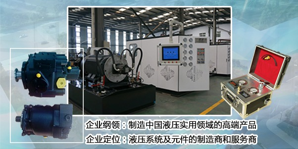海兰德液压泵生产厂家