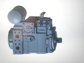 液压泵研发
