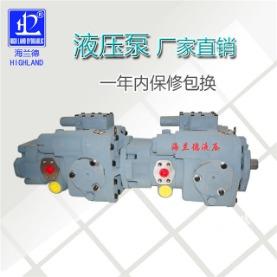 联合收割机液压泵