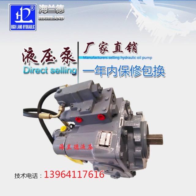 搅拌车液压泵与马达的安装要求?