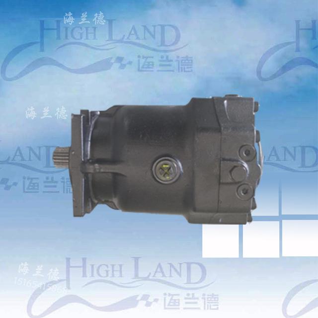 【河南】海兰德液压制造水泥搅拌车液压马达是认真的!