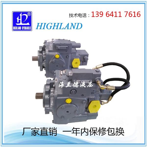 铲运机液压泵马达