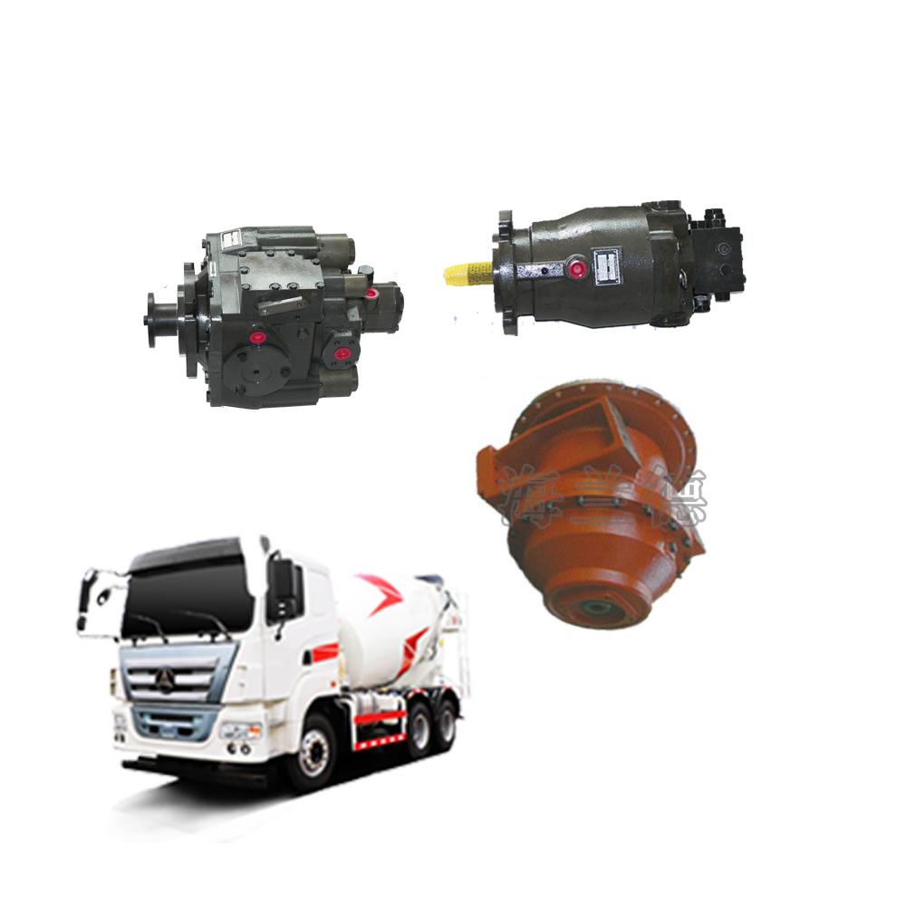 罐车液压泵马达