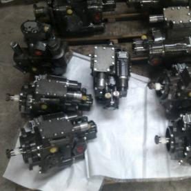 收割机专用液压泵特点