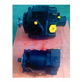 搅拌车液压泵马达