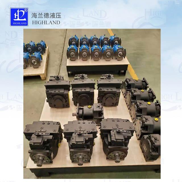 【黑龙江】收割机液压泵定制生产厂家,就找海兰德液压