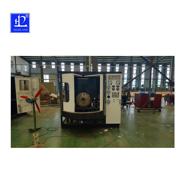 液压泵马达阀试验台