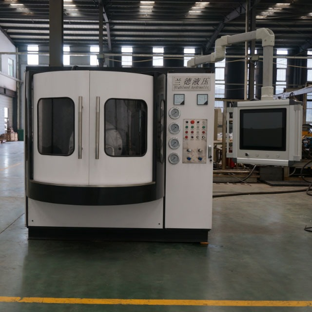 走进海兰德液压探索功率回收液压综合试验台生产厂家