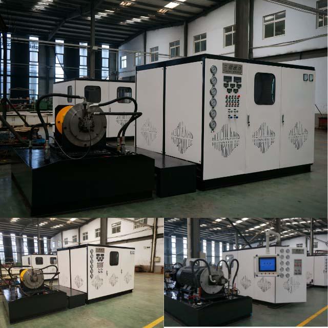 液压油泵试验台
