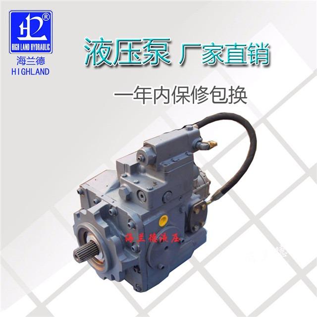 铲运机液压泵有故障,那就找厂家解决