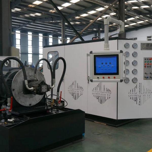 液压系统,液压试验台,海兰德液压泵有限公司
