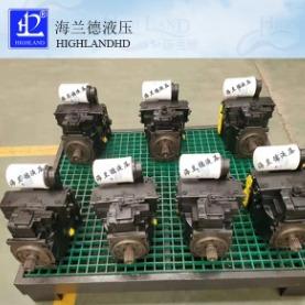 玉米收割机液压泵