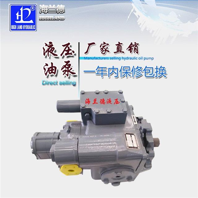 工程机械液压泵