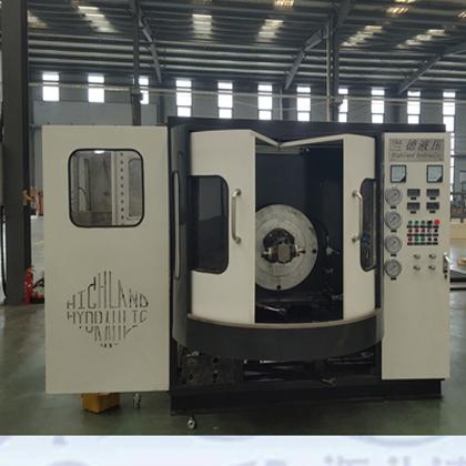 兰徳液压泵综合测试台