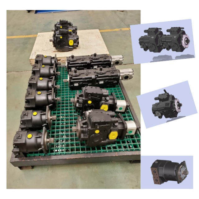 农机液压系统选型,海兰德液压