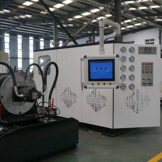 挖泥船液压泵试验台研发设计生产厂家