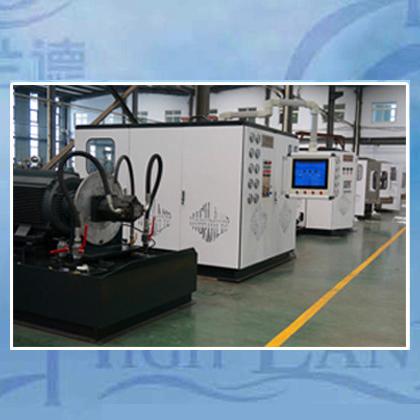 海兰德液压试验台设计