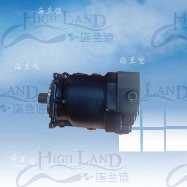 定量液压马达生产厂家,认准海兰德液压品牌