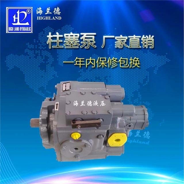 液压柱塞泵性能