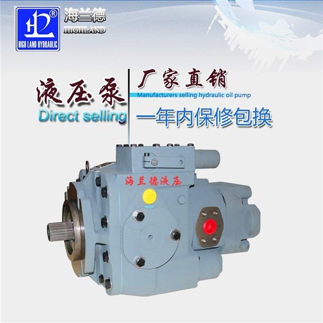 闭式液压泵性能