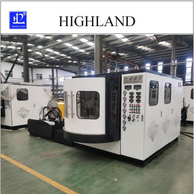 海兰德工程机械液压试验台