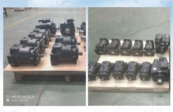 收割机行走液压泵配套批发厂家