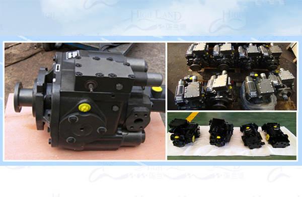 水泥搅拌车液压泵马达生产厂家