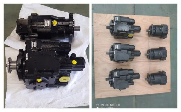 液压泵、液压马达