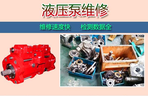 石油装备液压泵维修