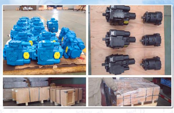 变量柱塞泵应用范围