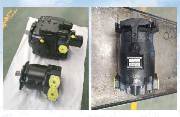 搅拌车液压油泵生产厂家