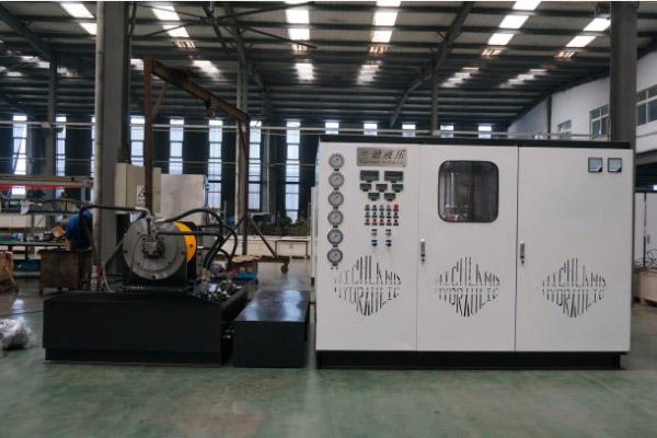 采煤机液压泵试验台