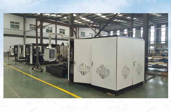 功率回收液压试验台