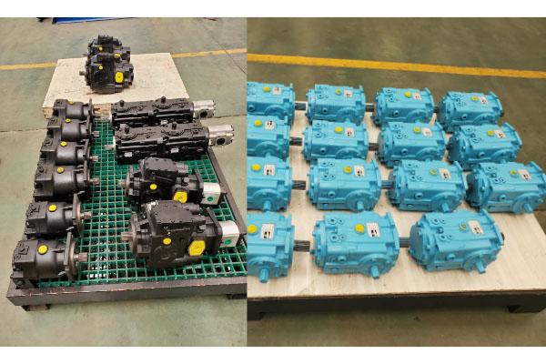 农机行走液压系统